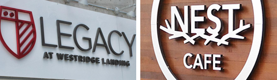 3D signs and Dimensional lettering in Victoria, BC | The