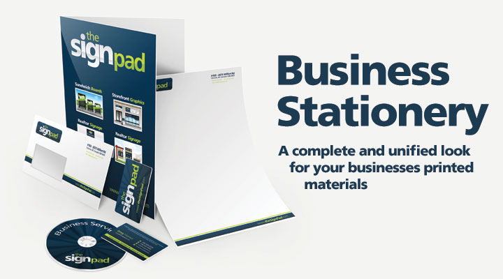 High-quality Business Stationary in Victoria, BC