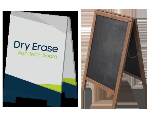 Dry Erase Chalkboard More Need A Sandwich Board