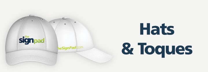 Custom Hats, Toques, Beenies &amp; other promotional products in Victoria, BC