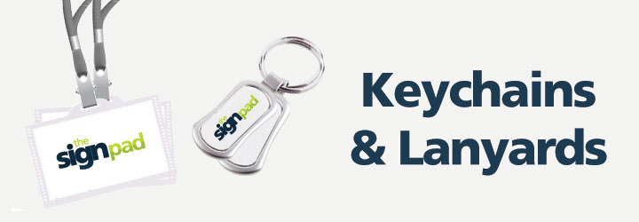 Custom Keychains, Lanyards &amp; more promotional products in Victoria, BC