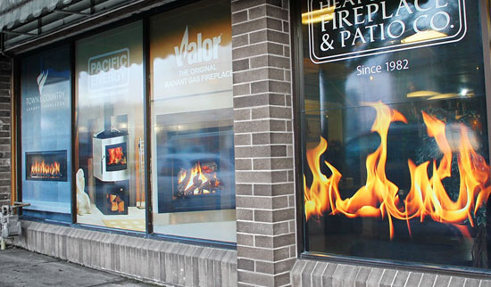Store Front And Window Graphics In Victoria Bc The Sign Pad