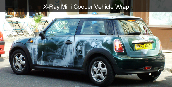"Mini ""X-Ray"" Wrap"
