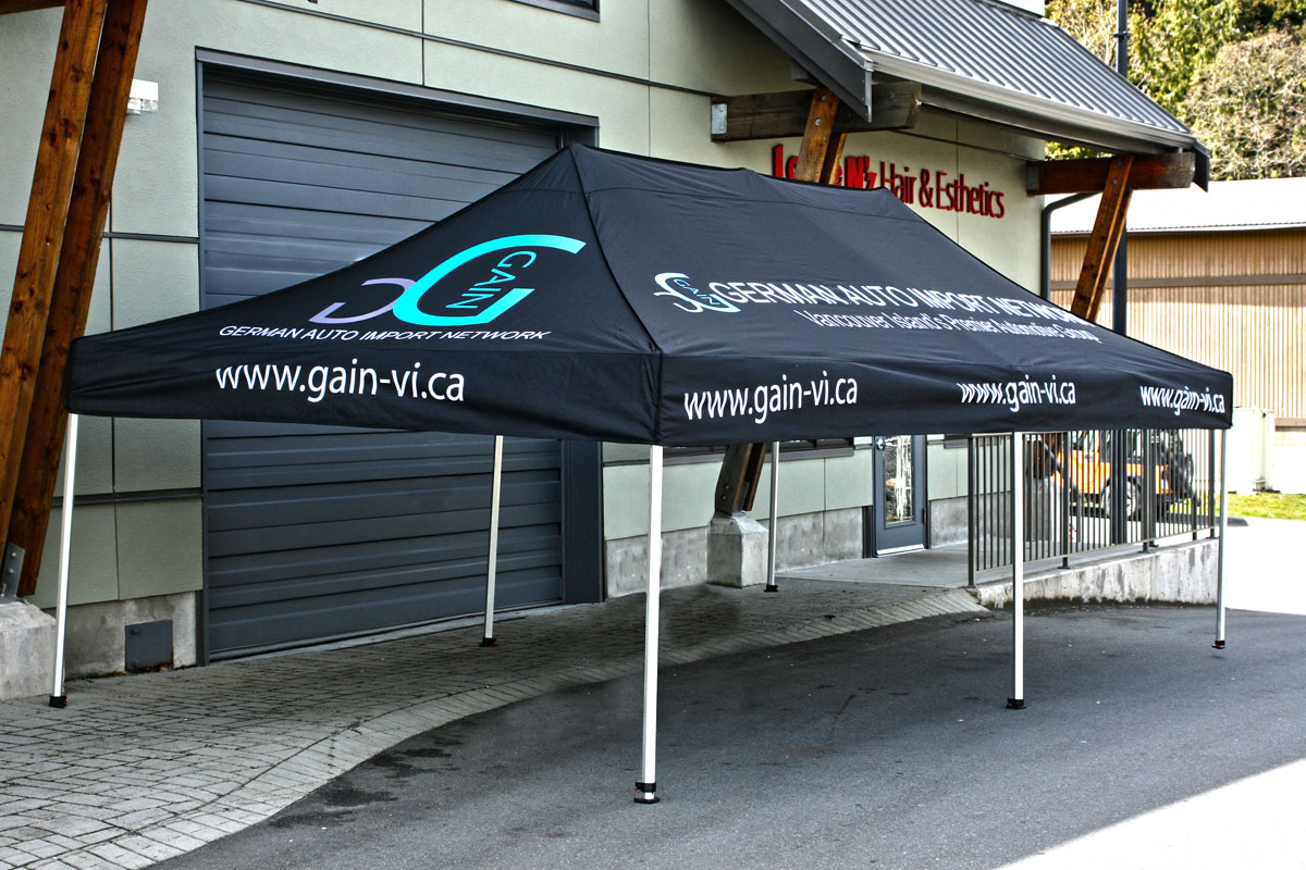 outdoor-printed-tent & Custom event Tents (Printed) - Great Prices u0026 High Quality | The ...