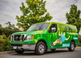 Wildplay Van Wrap