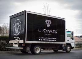 Full Cube Wrap for Open Water Catering