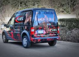 Fuel Supplements Transit Connect Wrap