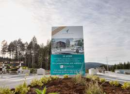 Hoarding project for Westhills Landcorp