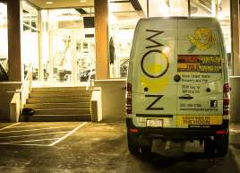 Moon Under Water Brewery Sprinter Wrap