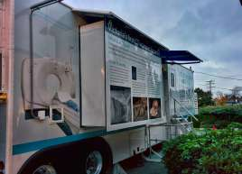 Massive CT-Scan Trailer Wrap
