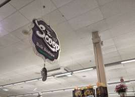 Custom CNC Scoop Signs for Thrifty Foods