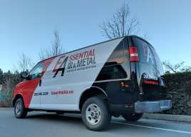 Essential Air Van Wrap