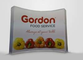 Gordon Food Service Backdrop