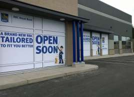 RBC Front Window Graphics