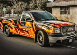 Full Vehicle Wrap for Jenner Chevrolet