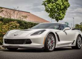 Corvette Xpel Car Paint Protection Wrap