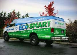 Eco Smart Van Wrap