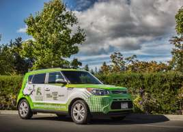 Full Kia Soul wrap for Homeroom Bookkeepers