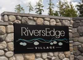 RiversEdge Sign