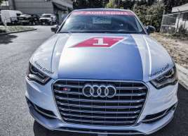 Graphics for the new Audi S3