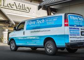Fibre Tech Van Wrap