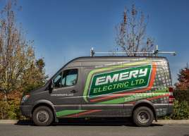 Emery Electric Sprinter Wrap