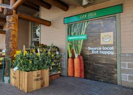 Thrifty Foods Store Front Graphics