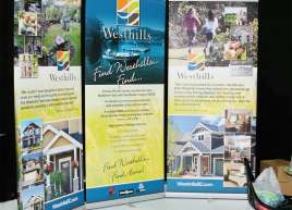Westhills Roll-up Banner