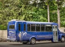 Cherish Bus Wrap