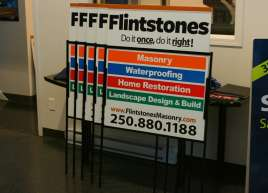 flintstones-lawn-signs