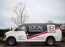 Branding and Half Wrap for Local Remediation