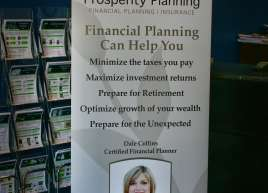 Prosperity Planning Roll-up Banner