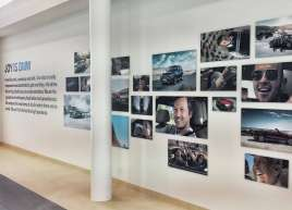 BMW Wall Graphics