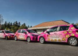 Full Vehicle Wraps for Nurse Next Door