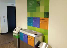 Royal Roads Sustainability Stations