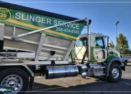 Alpine Slinger Truck graphics