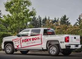 Truck Graphics for Foxy Box