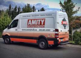 Partial Wrap for Amity Construction