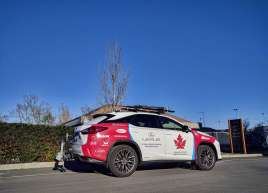 Partial Wrap for Cycling Canada