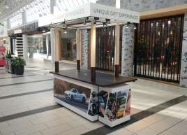 Mall Booth Graphics