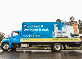 Full Wrap for Monk office