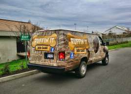 Full Van Wrap for Ruff-it Dog Day Care