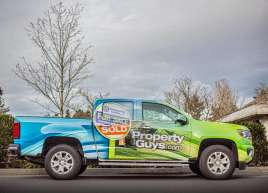 Full Truck Wrap for The Property Guys