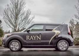 Full Wrap on a Kia Soul for Rayn Properties