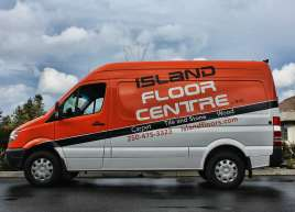 Sprinter Wrap Island Floor Centre