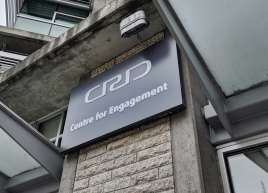 CRD Store Front Signage