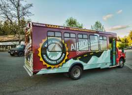 Albion Bus Wrap
