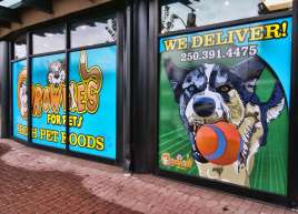 Window Graphics for Growlies
